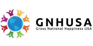 Gross National Happiness USA GNHUSA logo